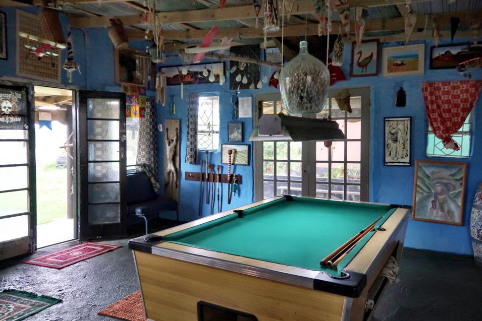 Protea Ridge Lounge and Pool Room