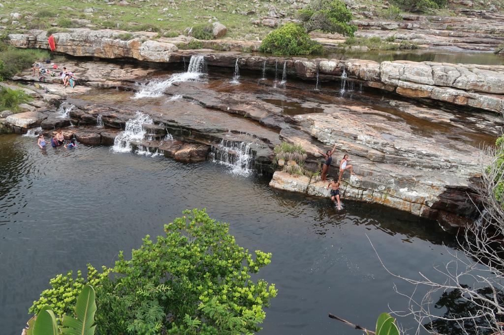 Protea Ridge Waterfall