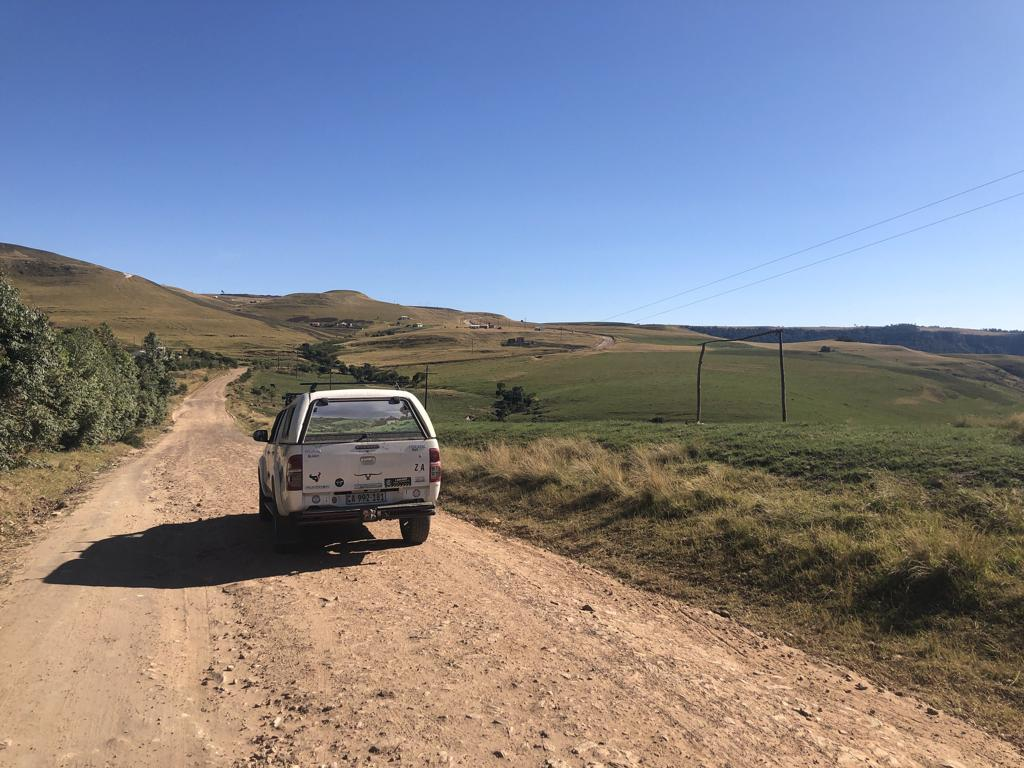 Protea Ridge On the road to us
